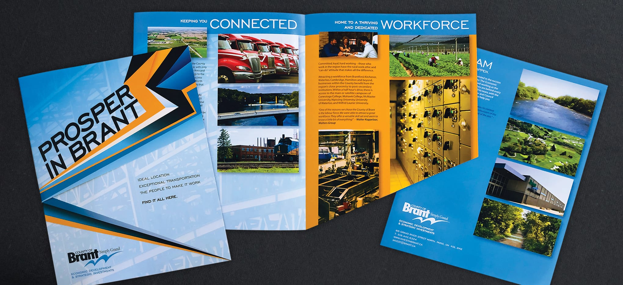 County of Brant Brochure