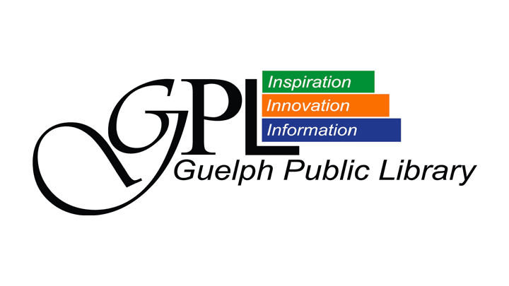 Guelph Public Library Logo Before Rebrand