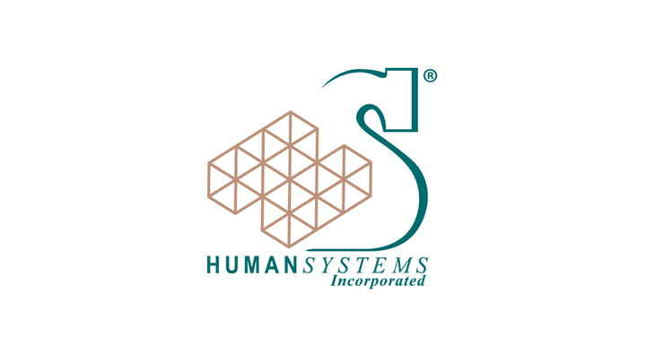 Human Systems Incorporated Logo Before Rebrand