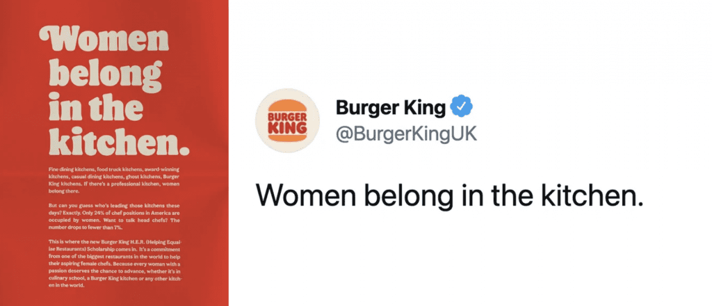 Burger King Ad: Perils of shock-value advertising
